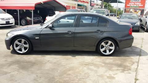 2008 BMW 3 Series for sale at Dubik Motor Company in San Antonio TX
