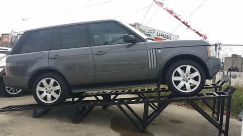 2006 Land Rover Range Rover for sale at Dubik Motor Company in San Antonio TX