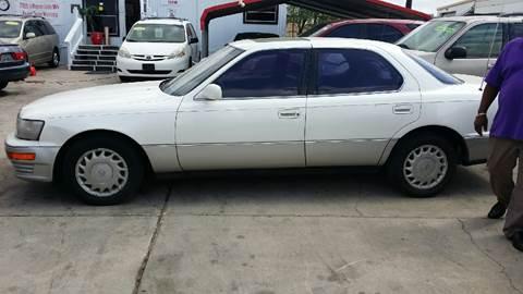 1991 Lexus LS 400 for sale in San Antonio, TX