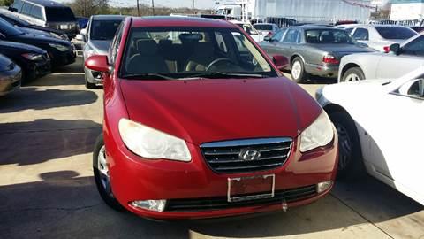 2007 Hyundai Elantra for sale at Dubik Motor Company in San Antonio TX
