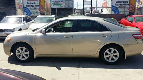 2008 Toyota Camry for sale at Dubik Motor Company in San Antonio TX