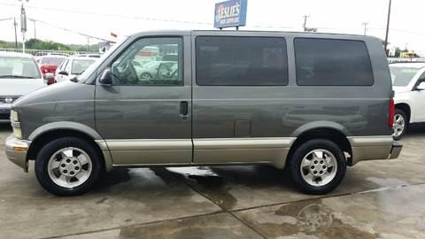 2003 Chevrolet Astro for sale at Dubik Motor Company in San Antonio TX