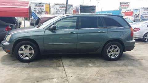 2006 Chrysler Pacifica for sale at Dubik Motor Company in San Antonio TX