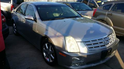 2005 Cadillac STS for sale at Dubik Motor Company in San Antonio TX