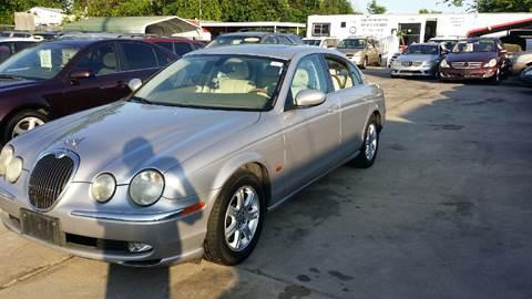 2003 Jaguar S-Type for sale at Dubik Motor Company in San Antonio TX