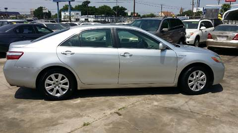 2007 Toyota Camry Hybrid for sale at Dubik Motor Company in San Antonio TX
