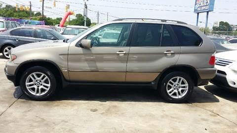 2006 BMW X5 for sale at Dubik Motor Company in San Antonio TX