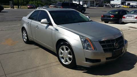 2008 Cadillac CTS for sale at Dubik Motor Company in San Antonio TX