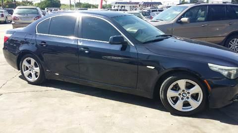 2008 BMW 5 Series for sale at Dubik Motor Company in San Antonio TX
