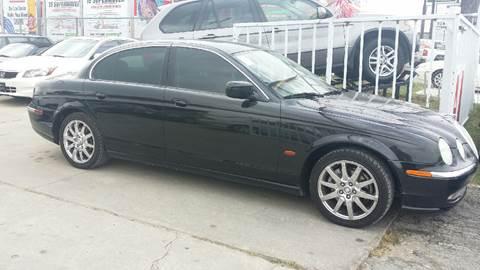 2001 Jaguar S-Type for sale at Dubik Motor Company in San Antonio TX