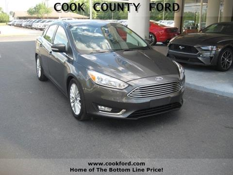 2017 Ford Focus for sale in Adel, GA