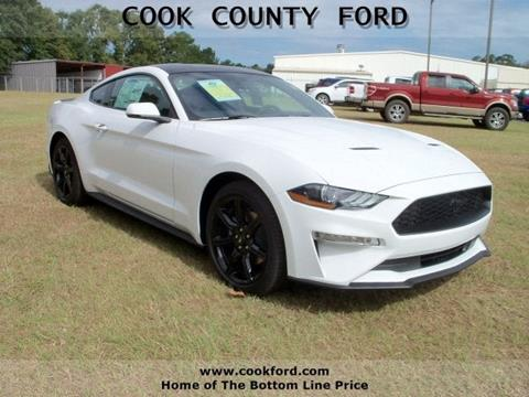 2020 Ford Mustang for sale in Adel, GA