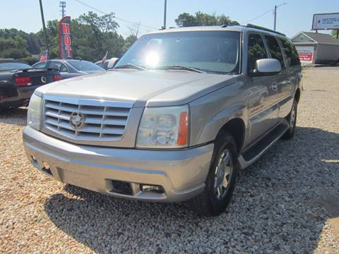 2003 Cadillac Escalade ESV for sale in Raleigh, NC