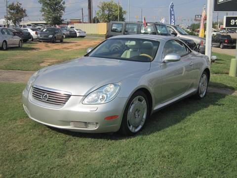 2003 Lexus SC 430 for sale in Raleigh, NC