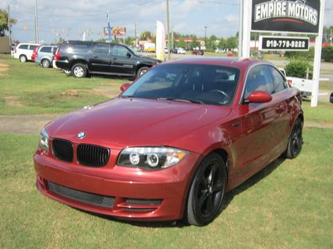 2008 BMW 1 Series for sale in Raleigh, NC