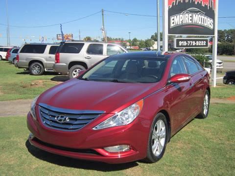 2013 Hyundai Sonata for sale in Raleigh, NC