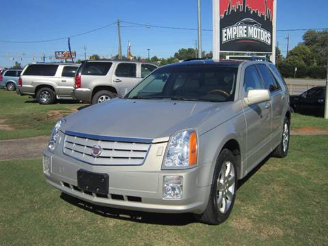 2007 Cadillac SRX for sale in Raleigh, NC