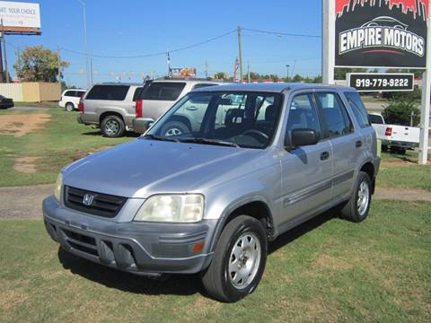 2001 Honda CR-V for sale in Raleigh, NC