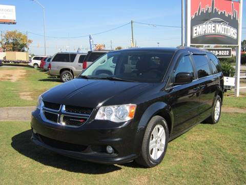 2012 Dodge Grand Caravan for sale in Raleigh, NC