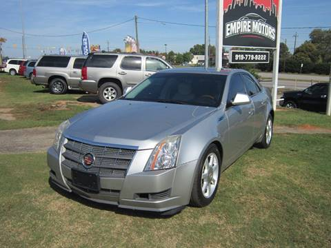 2008 Cadillac CTS for sale in Raleigh, NC