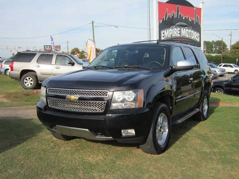2007 Chevrolet Tahoe for sale in Raleigh, NC