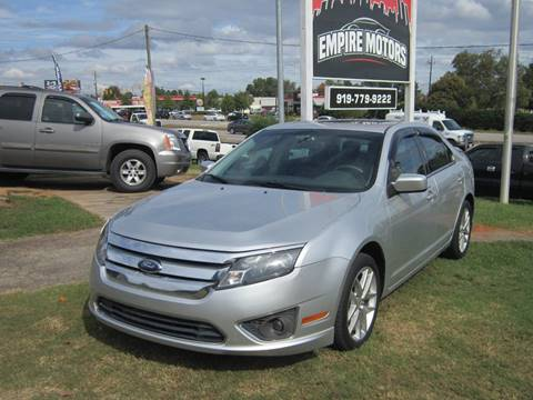 2010 Ford Fusion for sale in Raleigh, NC