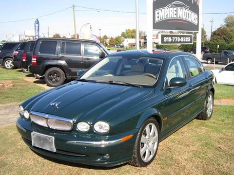 2006 Jaguar X-Type for sale in Raleigh, NC