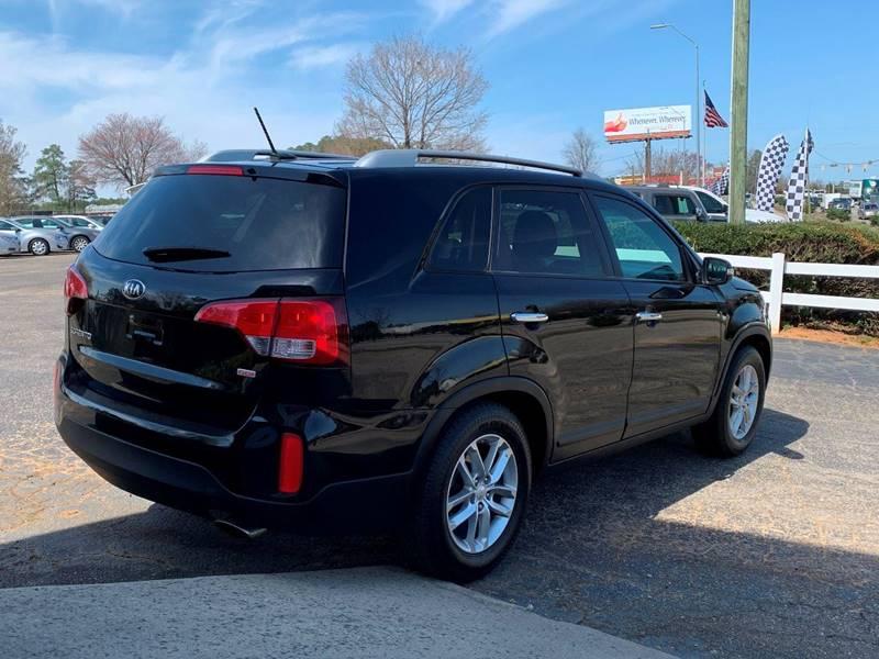 2015 Kia Sorento LX 4dr SUV (V6) - Raleigh NC