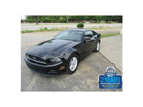 2013 Ford Mustang for sale in Raleigh, NC