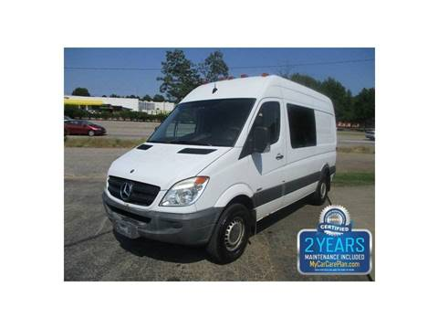 2011 Mercedes-Benz Sprinter Crew for sale in Raleigh, NC