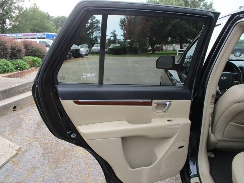 2009 Hyundai Santa Fe Limited 4dr SUV - Raleigh NC
