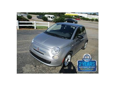 2015 FIAT 500 for sale in Raleigh, NC