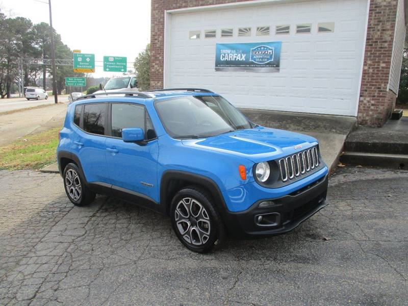 2015 Jeep Renegade Latitude 4dr SUV - Raleigh NC