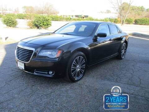 2012 Chrysler 300 S V8 for sale at Empire Motors in Raleigh NC