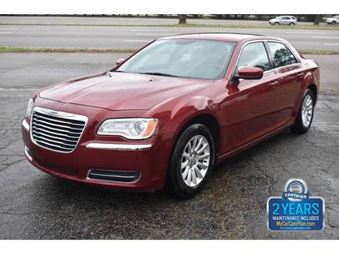 2014 Chrysler 300 for sale at Empire Motors in Raleigh NC