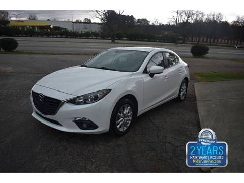 2014 Mazda MAZDA3 i Touring for sale at Empire Motors in Raleigh NC
