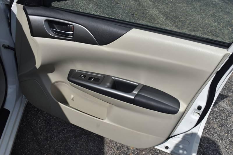 2011 Subaru Impreza AWD 2.5i Premium 4dr Sedan 4A - Raleigh NC