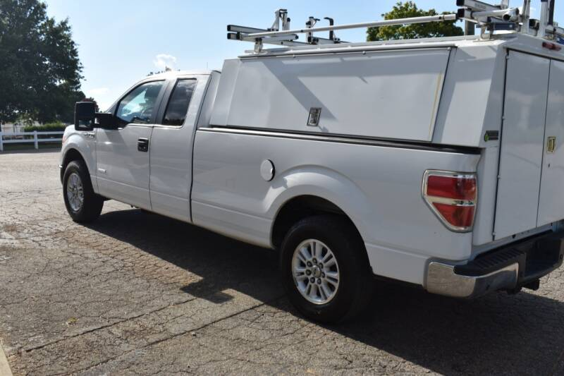 2014 Ford F-150 4x2 XLT 4dr SuperCab Styleside 8 ft. LB - Raleigh NC