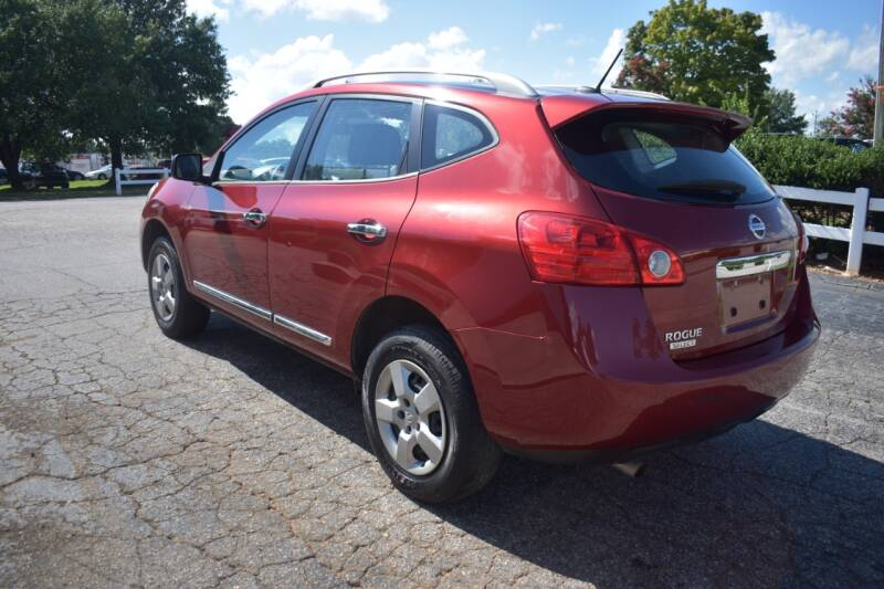 2015 Nissan Rogue Select S 4dr Crossover - Raleigh NC