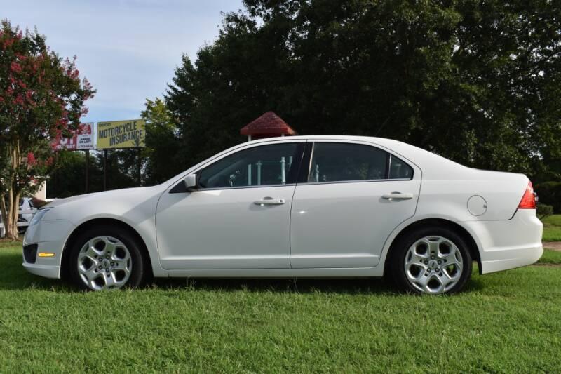 2010 Ford Fusion SE 4dr Sedan - Raleigh NC