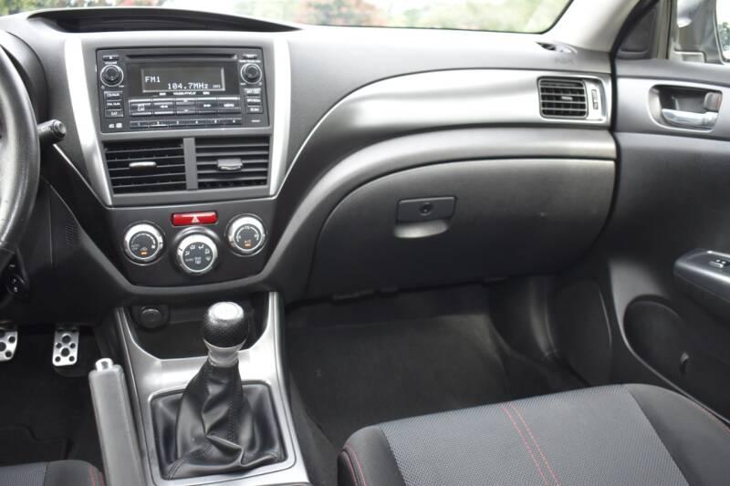 2014 Subaru Impreza AWD WRX 4dr Sedan - Raleigh NC