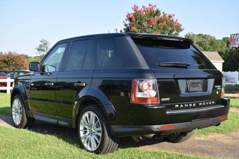 2010 Land Rover Range Rover Sport 4x4 HSE 4dr SUV - Raleigh NC