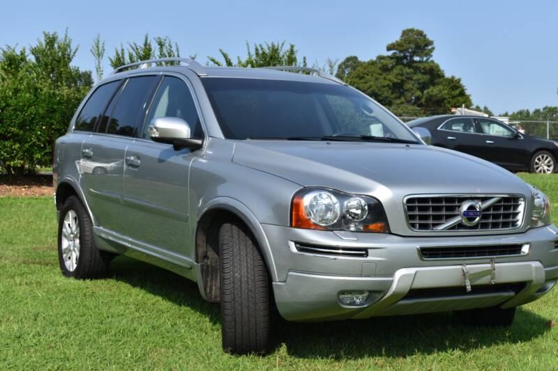2013 Volvo XC90 AWD 3.2 4dr SUV - Raleigh NC