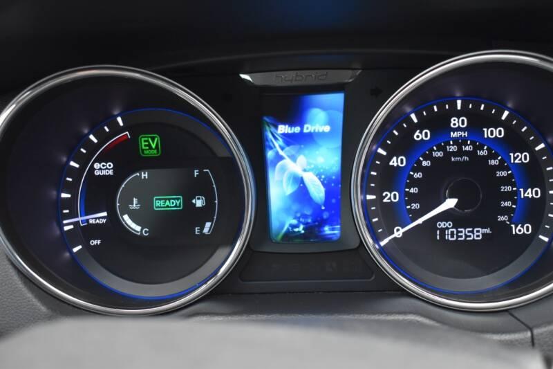 2015 Hyundai Sonata Hybrid Limited 4dr Sedan - Raleigh NC