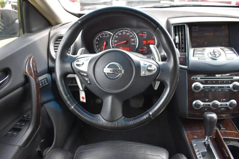 2011 Nissan Maxima 3.5 S 4dr Sedan - Raleigh NC