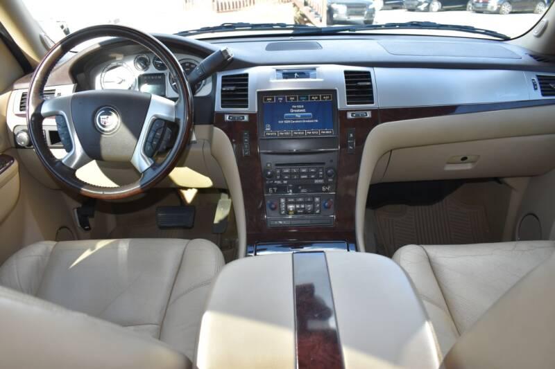 2011 Cadillac Escalade ESV AWD Luxury 4dr SUV - Raleigh NC