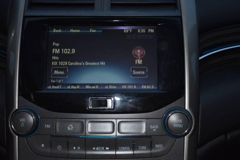 2013 Chevrolet Malibu Eco 4dr Sedan w/1SA - Raleigh NC