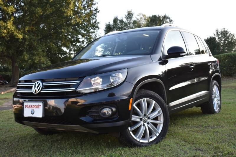 2013 Volkswagen Tiguan AWD SE 4Motion 4dr SUV w/Sunroof and Navigation - Raleigh NC