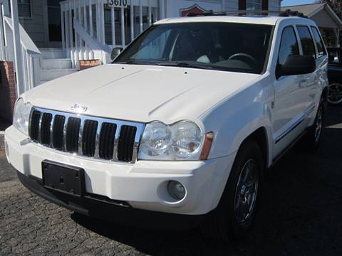 2005 Jeep Grand Cherokee for sale in Raleigh, NC