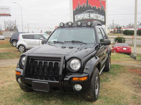 2004 Jeep Liberty for sale in Raleigh, NC